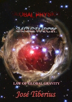 Book cover of the Global Gravity Law. V-838 Monocerotis.